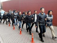 Kayseri'de FETÖ operasyonu 9 kişi adliyeye sevk edildi