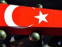 Şehit ateşi Kayseri'ye düştü  Uzman Çvş.Bülent Doğan şehit oldu