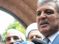 Abdullah Gül'ün ateşte pişirilen adaylığı