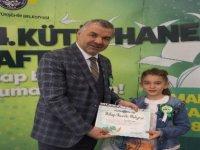 Kitap Büyükşehir'den, okumak Kayseri'den