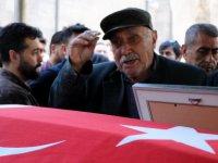 Eskişehir'de öldürülen akademisyene gözü yaşlı veda