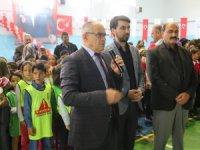 Yahyalı'da çocuklar Oyun Şenliğinde doyasıya eğlendi