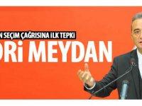 Bahçeli'nin erken seçim çağrısına CHP'den ilk cevap geldi
