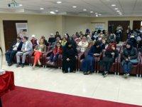 Melikgazi'den Suriyeli Hanımlara anne-çocuk semineri