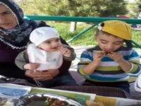 Kayseri'de Çocukları ve torununu kaybeden annenin ağlatan ağıdı