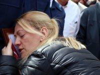 """Afrin şehidinin ablası Ebru Yıldız: """"Seninle gurur duyuyorum"""""""