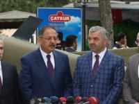 """Çelik: """"Türkiye'nin en iyi havacılık lisesi Kayseri'de olacak"""