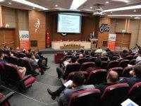 """Kayseri Organize Sanayi Bölgesi Bilgilendirme Toplantıları Kapsamında """"Muhasebe Ve Mali Analiz Eğitimi"""" Düzenlendi"""