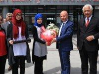 Çolakbayrakdar,Osman Ulubaş Kayseri Fen Lisesi'nde