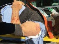 İncesu Örenşehir'de Trafik kazası: 3 yaralı