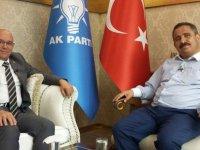 Flaş Flaş Son Dakika Ak Parti İl Başkanı Hüseyin Cahit Özden İstifa etti