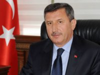 Eski Kayseri Valisi Şerif Yılmaz, istifa etti