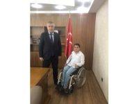 """""""ENGELLİLER ADINA YARIŞACAK"""""""