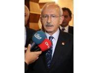 CHP Genel Başkanı Kılıçdaroğlu, Kayseri'de gerçekleştirilen: