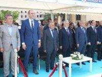 Yıldırım Beyazıt'ta Tamamlanan Büyükpoyraz Cami açıldı