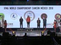 Kayseri'ye Dünya Şampiyonluğu Ali Doğan Dünya şampiyonu