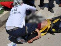 Kayseri'de 601 trafik kazasında 444 kişi yaralandı