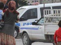 Kayseri'de Dilenen, araba camı silen, mendil satan 53 kişi