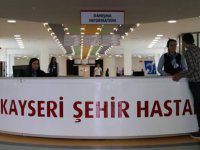 Kayseri Devlet Hastanesi taşınma işlemi 29 Mayıs'ta tamamlanacak