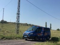 İncesu'da Kablo hırsızları yakalandı