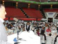 Büyükşehir Belediyesi personel iftarları devam ediyor