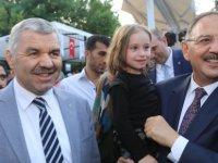 Seyyid Burhaneddin Türbesi'nde 5 bin kişiye iftar