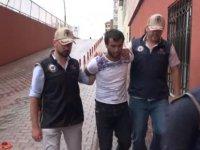 Kayseri'de Terör örgütü propagandası yapan bir kişi gözaltına alındı