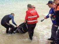 Kayseri'de Suya Giren Genç Kızın Cesedi Bulundu