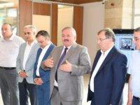 Kayseri OSB'de Bayramlaşma Töreni