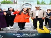 Ak Parti Milletvekili Adayı Tuğba Yörük Öztürk Yeşilhisar'da