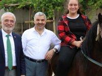 Başkan Çelik, Kocasinan'a bağlı 8 mahalleyi ziyaret etti