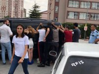 Kayseri'de 327 polisle 45 ayrı noktalarda arama yapıldı didik didik herkes arandı