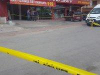 Kayseri'de oto galeri dükkanında silahlı kavga:2 yaralı