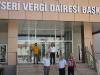 Kayseri Vergi Dairesi Alacakların Yeniden Yapılandırılması açıklaması