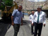 Başkan Ali Ergül, İcraatlarını Anlattı