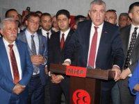 """MHP Milletvekili adayı Özdemir: """"Kayserililerin emanetleri emin ellerdedir"""""""