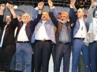 6 Vekil Çıkartan AK Parti Kayseri  İl Başkanlığı'nda büyük sevinç yaşandı
