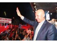 "Başkan Çolakbayrakdar, ""Kazanan milli iradenin üstünlüğü oldu"""
