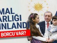 Cumhurbaşkanı Erdoğan'ın malvarlığı listesi açıklandı