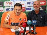 Kayserispor'da forma giyen Bobo Süper lige geri döndü