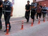 Mimarsinan, Erciyesevler ve Fevzi Çakmak'ta Akü hırsızları yakalandı