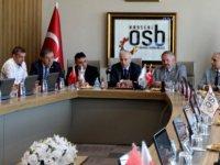 OSB'de dev fuarcılık ve Kongre Merkezi için protokol imzalandı