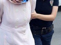 FETÖ'nün kitap ve CD'lerini yakarak imha eden kadına hapis cezası