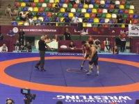 Kayseri Şekersporlu iki Milli Güreşçi uluslararası turnuvadan altın madalya ile döndü