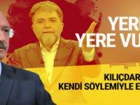 Kılıçdaroğlu'nu diktatörlük oynamakla suçladı