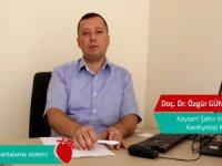 Kayseri Şehir Hastanesi 3 Boyutlu Haritalama Yöntemi ile Kalp Ritim Bozukluğu Tedavisi