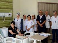 Kayseri Şehir Hastanesi hizmeti ile göz dolduruyor