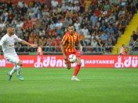 Kayserispor'da Tjaronn Chery'in ilk golünü attı