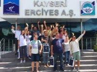 Erciyes, Ukrayna'da Tanıtılıyor