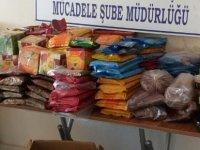 Kayseri'de Kaçak nargile satan kafelere operasyon